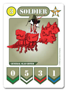 Lobstergeddon sample card